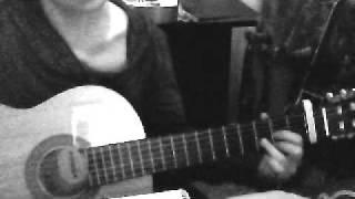 Your Guardian Angel, Red Jumpsuit Apparatus, Tutorial, Guitar, Gitarre