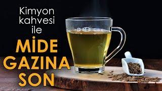 Kimyon Kahvesi İle Mide Gazından Kurtulun!