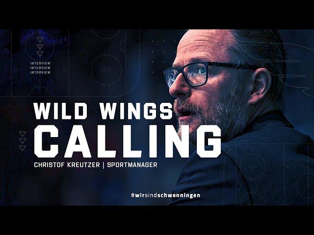 Wild Wings Calling | Christof Kreutzer