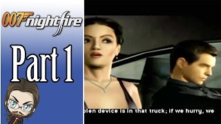 007 Nightfire Gameplay - Part 1: Paris Prelude - James Bond Campaign Walkthrough
