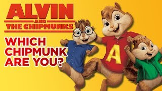Alvin and the Chipmunks   Which Chipmunk Are You?   Fox Family Entertainment
