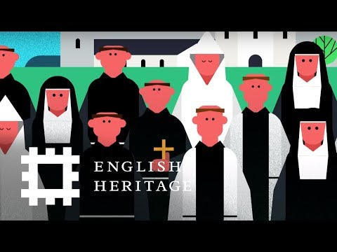 A Mini Guide to Medieval Monks | Animated History