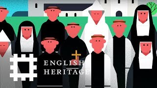 A Mini Guide to Medieval Monks   Animated History