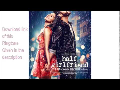 Baarish - Half Girlfriend Ringtone Instrumental
