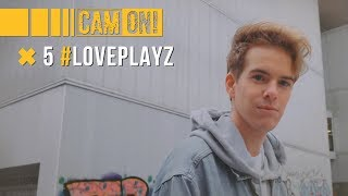 Cam on: Programa 5: #LOVEPLAYZ | Playz