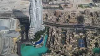 Dubai 2011 - Burj Khalifa - at.mosphere Restaurant - Bathroom
