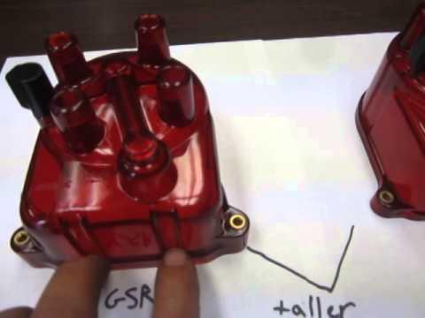 GSR vs  Non GSR differences of distributor caps