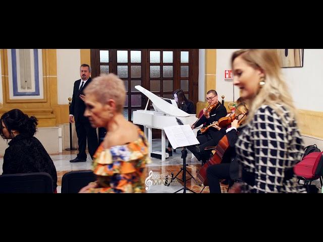 🤵🎻 🎹 Nessun Dorma | Musica para Bodas | Cantante Bodas | Pianista Bodas