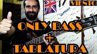 Viento - Caifanes - Only Bass + Tablatura