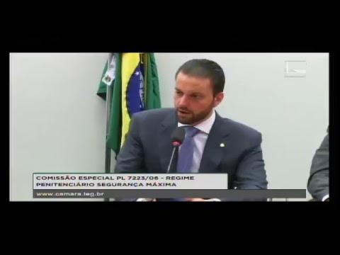 PL 7223/06 - REGIME PENITENCIÁRIO SEGURANÇA MAXIMA - Audiência Pública - 11/04/2017 - 14:58