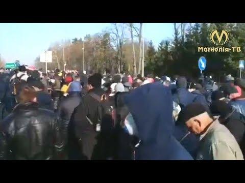 Жуткие Толпы Украинцев Ломятся Из Польши в Украину Из-За Коронавируса И Закрытия Границ