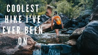 The Coolest Hike We Have EVER Been On | The Subway, Zion screenshot 2