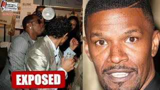 Jamie Foxx Opens Up About His Experience At Diddy's Private Party?!?!
