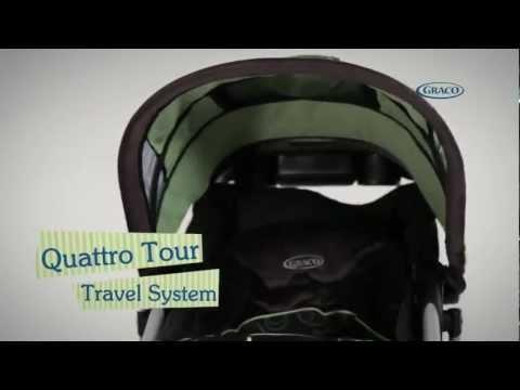 GRACO Quattro Tour Travel System