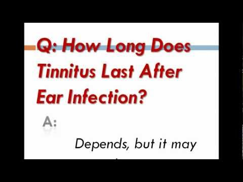 how-long-does-tinnitus-last-after-ear-infection?