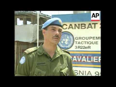 Bosnia - Bosnian Government Army Buildup