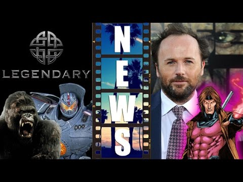 Pacific Rim 2 DEAD with Legendary vs Universal, Gambit 2016 loses director - Beyond The Trailer