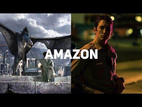 5 проектов Amazon, которые заставляют Netflix нервничать