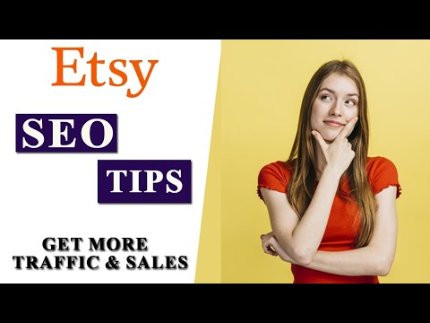 Make Daily Sales On Etsy| Increase Etsy Sales |Etsy SEO Methods |Getting Started With Etsy - Sinhala