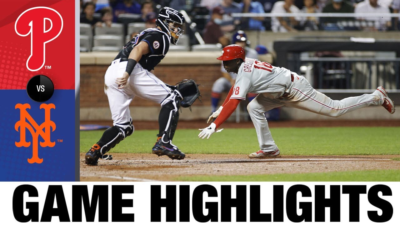 Download Phillies vs. Mets Game Highlights (9/17/21)   MLB Highlights