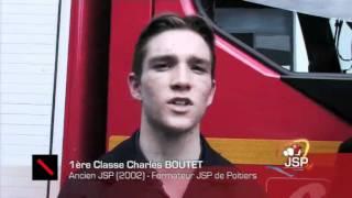 JSP 86 - Documentaire sur les 20 ans des Jeunes Sapeurs Pompiers de la Vienne