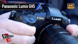 Lumix GH5: Profikamera für Filmer und Fotografen
