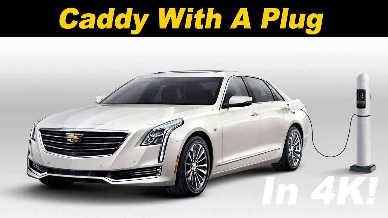 2018 Cadillac Ct6 Phev Plug In Hybrid Review And Comparison Youtube