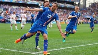 England Vs Island 1-2 Uefa Euro 2016  Extended HD