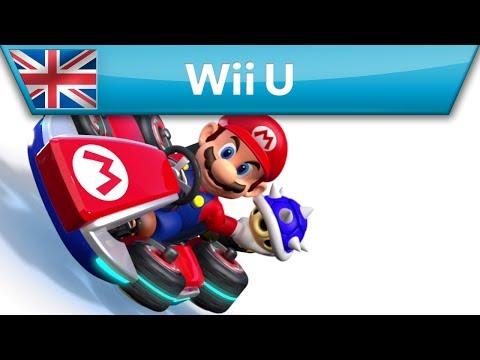 'Mario Kart 8' Trailer: Nintendo Also To Re-Release 'Super Mario Kart'