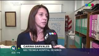 LES MANDARON BALAS AL HOSPITAL COMO AMENAZA