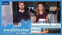 #WAHLWEISE | Die Kommunalwahl 2019 LIVE aus dem Magdeburger Rathaus