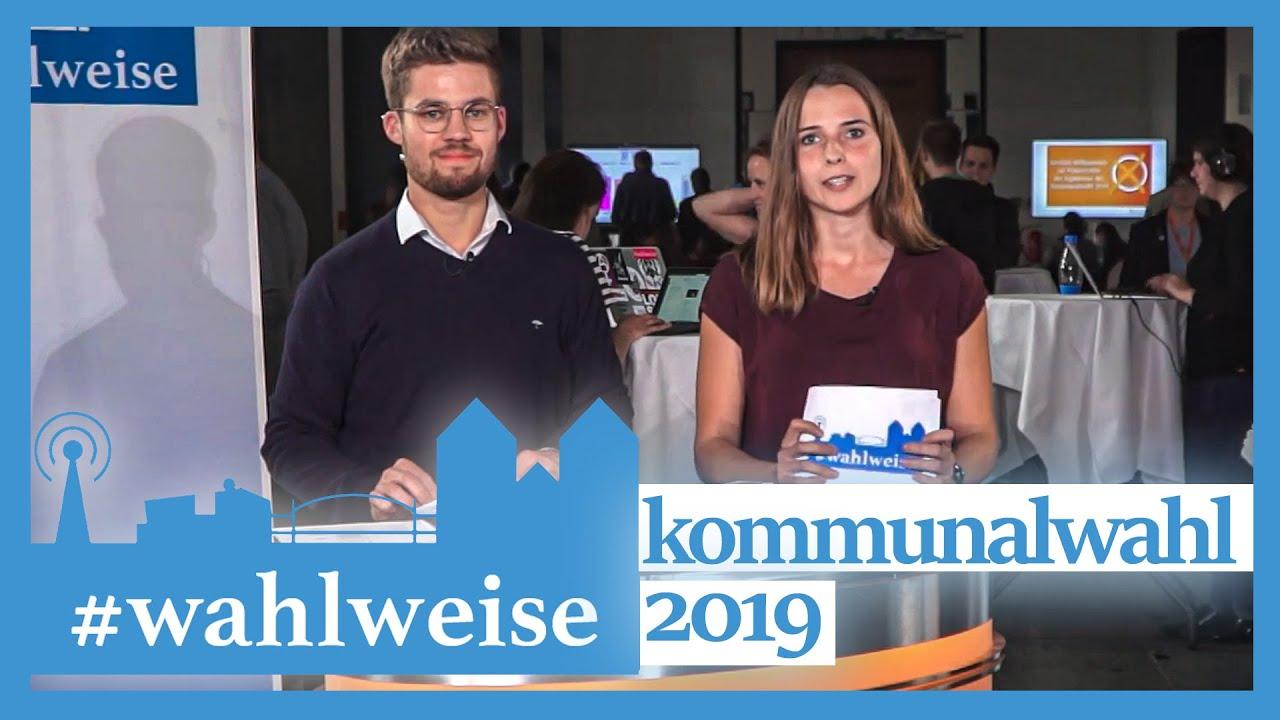 Wahlweise Die Kommunalwahl 2019 Live Aus Dem Magdeburger Rathaus