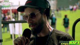 ISLANDER INTERVIEW KFMADAY 2017