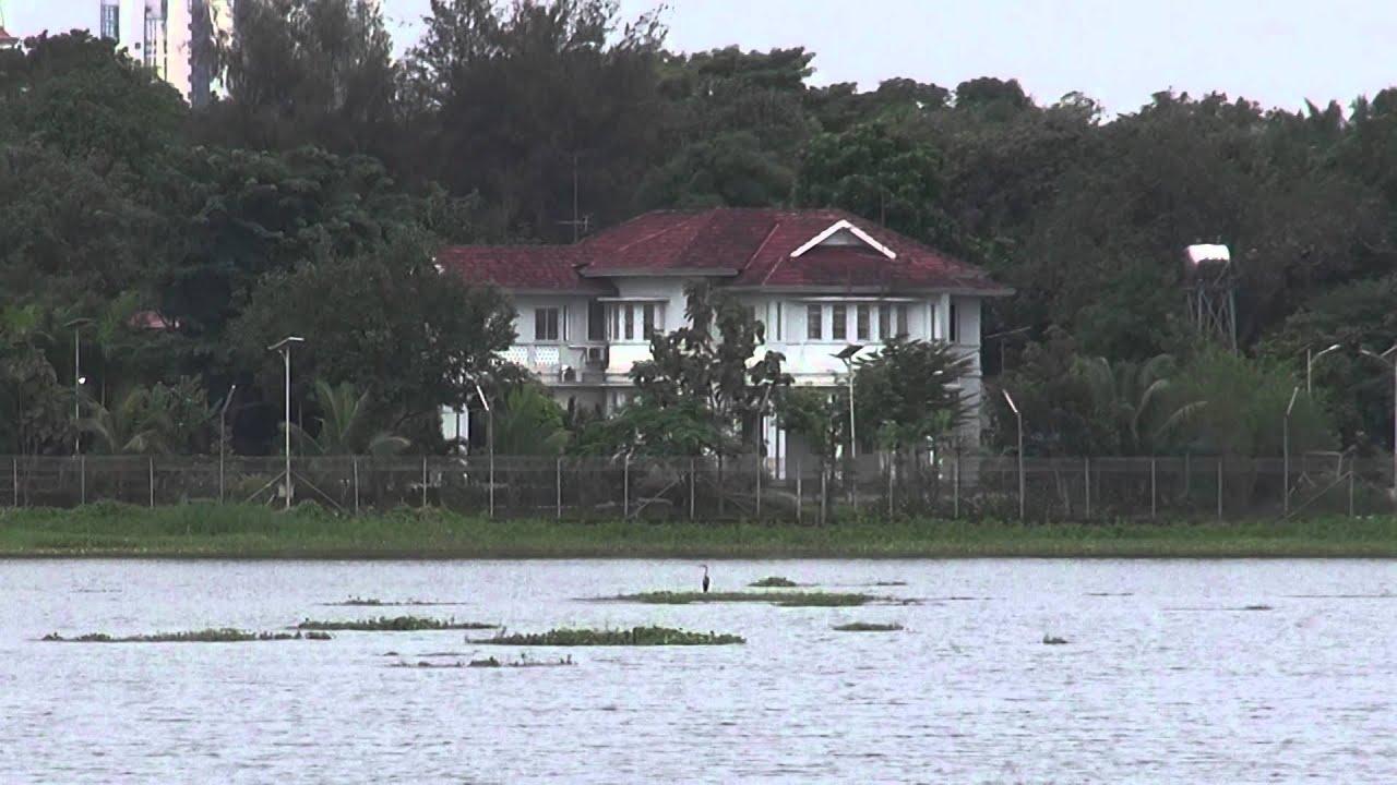Aung San Suu Kyi's House, Yangon, Myanmar - YouTube