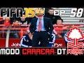 FIFA 15: Modo Carrera DT- ¡Ings descontento?- Ep. 58
