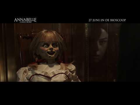 Annabelle Comes Home | QUESTIONS 15 | 27 Juni In De Bioscoop