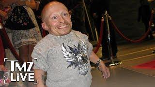Verne Troyer Suicidal Alcohol Abuse  TMZ Live