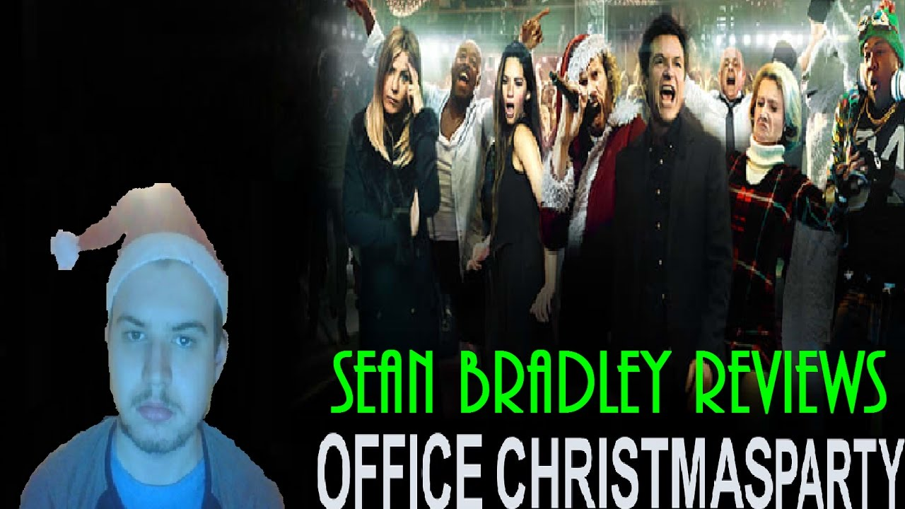 Sean Bradley Reviews - Office Christmas Party - YouTube