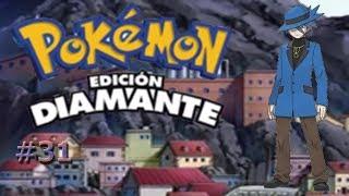 Problemas en la Isla Hierro/Pokémon Diamante #31