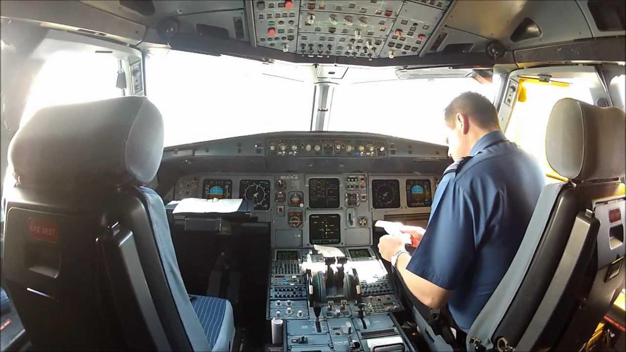 Airbus A320 Walk-Around & Flight Deck - YouTube