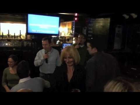 Karaoke @ The Office pub Jersey