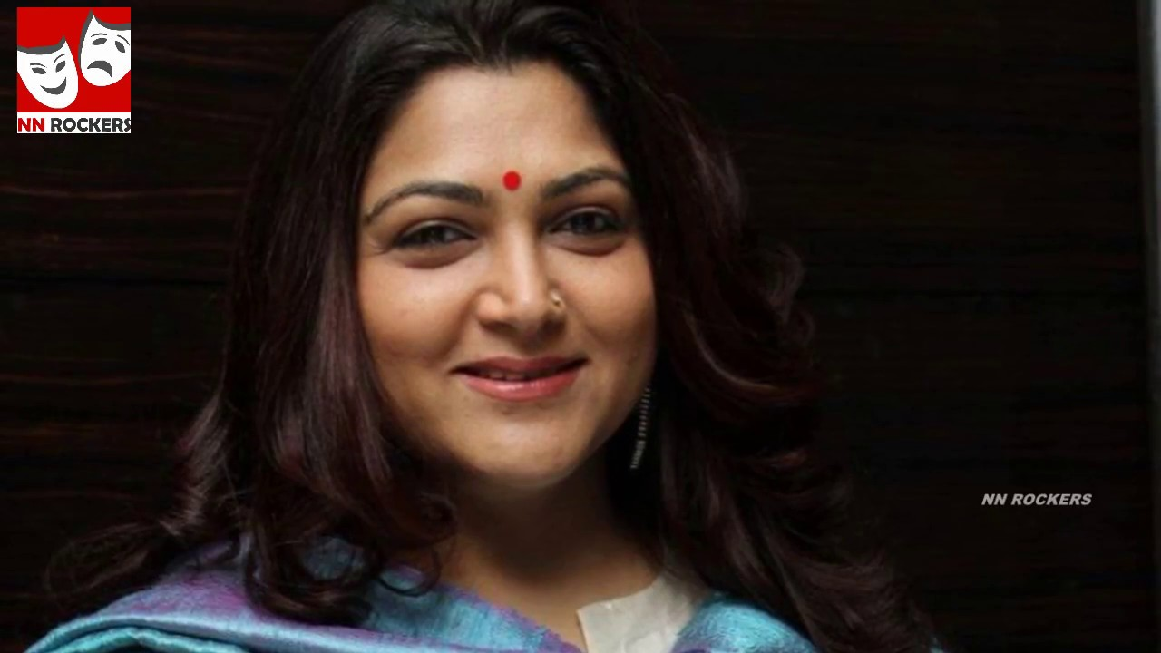 Kushboo Tamil Hot Ideal kushboo will stand for producer council election with radhika - nn