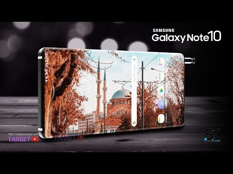 Samsung Galaxy Note 10 - This is MADNESS!!!