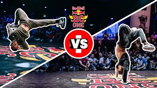T-Rock vs The Wolfer - Finał 1vs1 na Red Bull BC One Last Chance Cypher