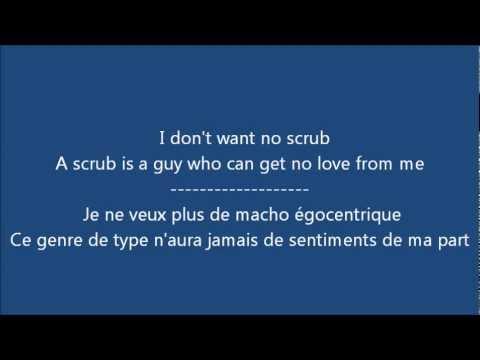 Glee - No Scrubs / Paroles & Traduction
