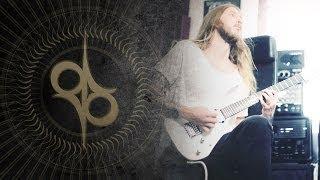 Ola Englund Solar Part 1 - Guitar play through