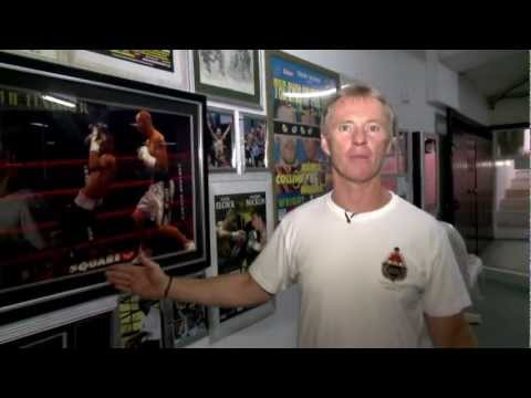 Macklin Gym Marbella - Walk Through with Dermot Craven