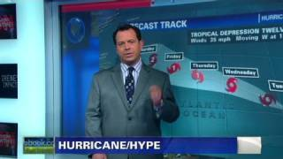 Myers: Irene had Category 3 potential