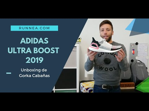adidas Ultra Boost 2019: Unboxing