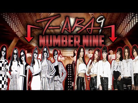 T-ARA - NUMBER NINE KARAOKE/INSTRUMENTAL